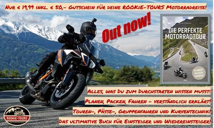 Die perfekte Motorradtour - Planen! Packen! Fahren!