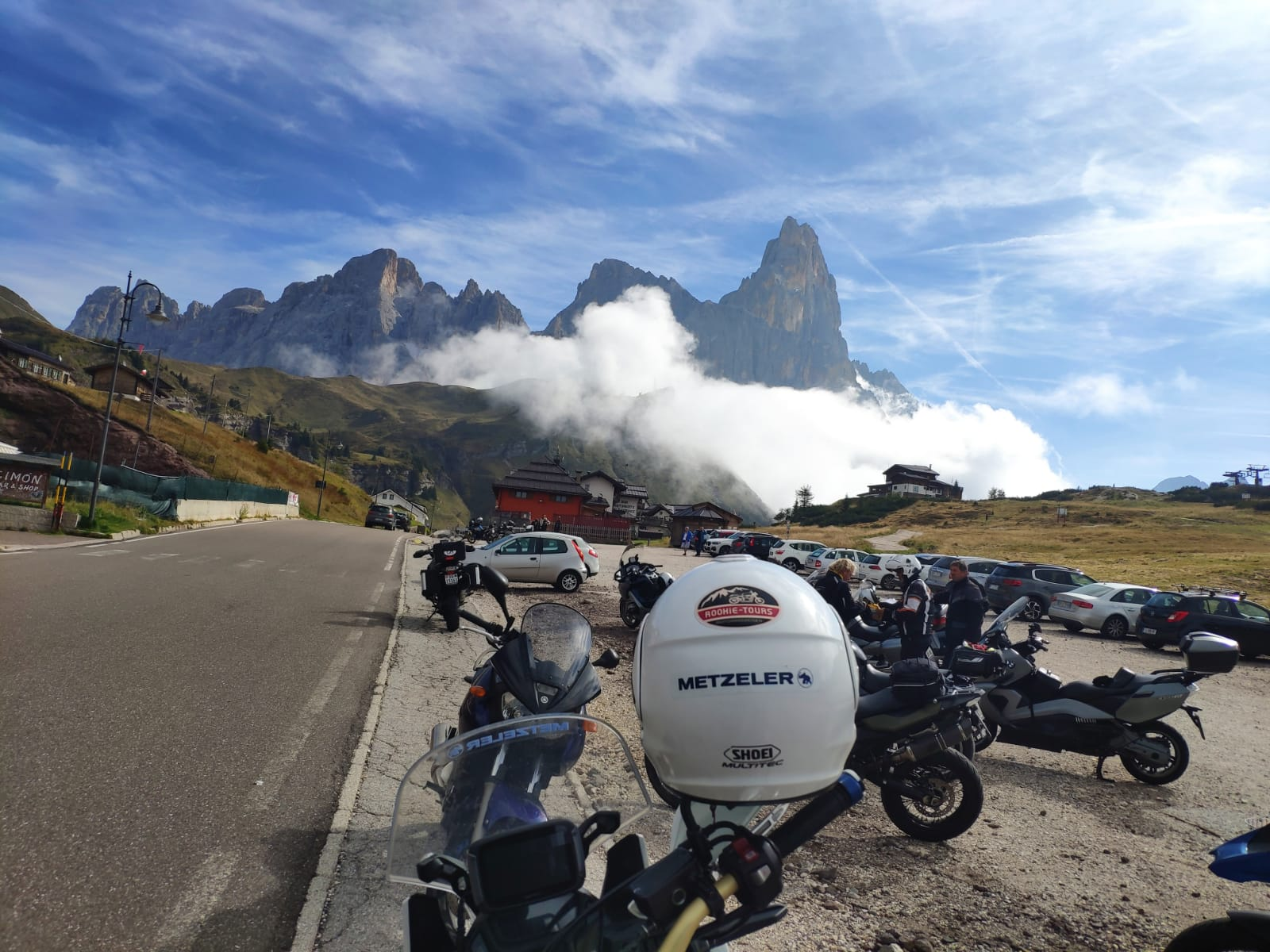 Motorradreise Trentino