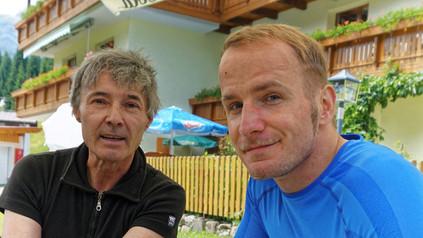 Tagestour Tirol - Grundlagen Gruppen- und Pässefahren 12.07.2015