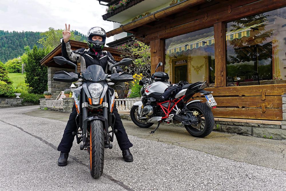 ROOKiE-TOURS Motorradreisen Termine 2018