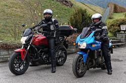 Ab in die Alpen!