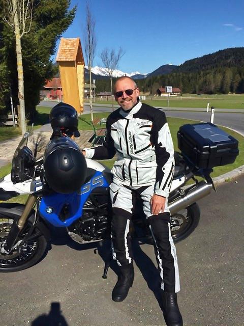 Stefan - Tourguide Motorradreisen im Schwarzwald