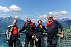 ROOKiES in den Alpen