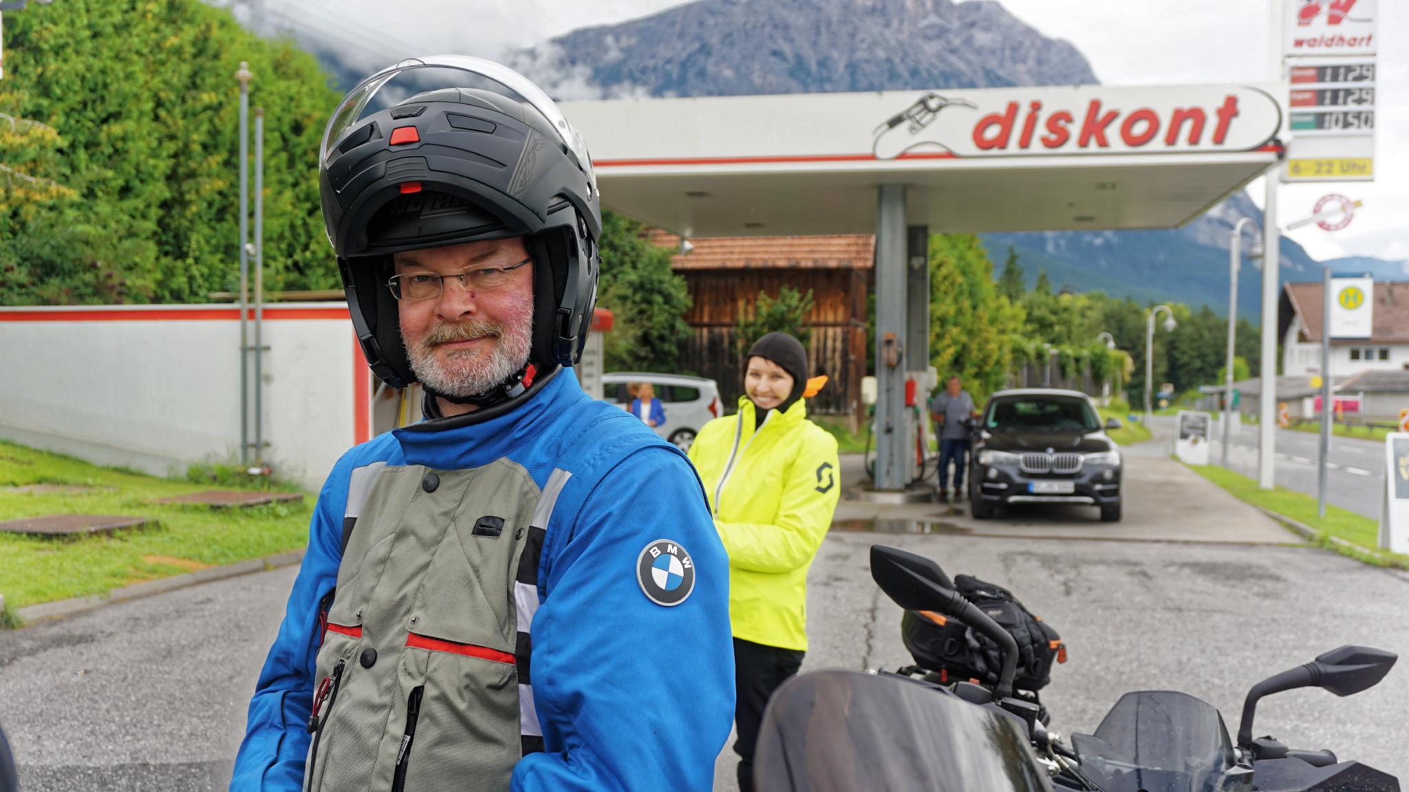 Geführte Tagestour Alpen