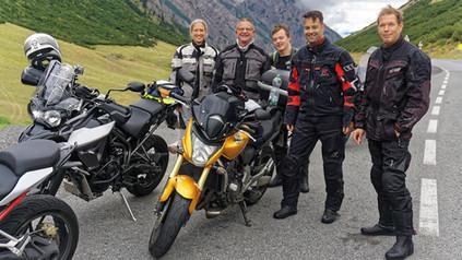 Neue Bilder von unseren Motorradtouren!