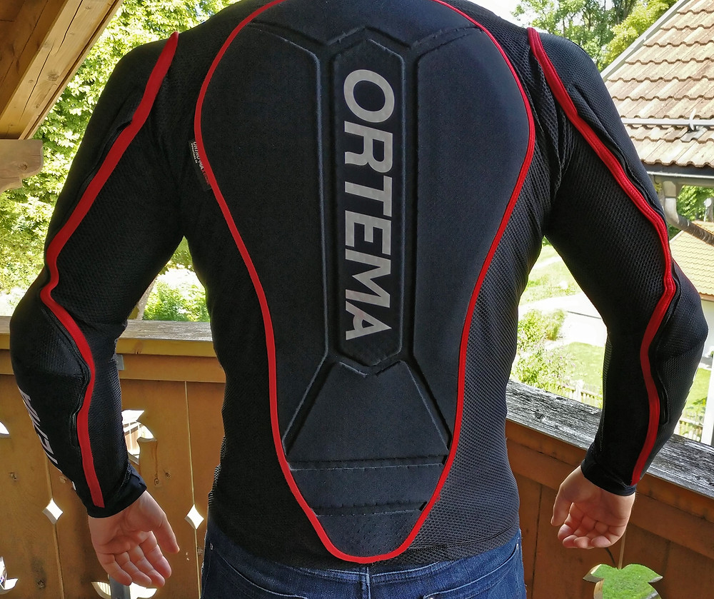 ORTEMA Ortho-Max Jacket Test - alte Version