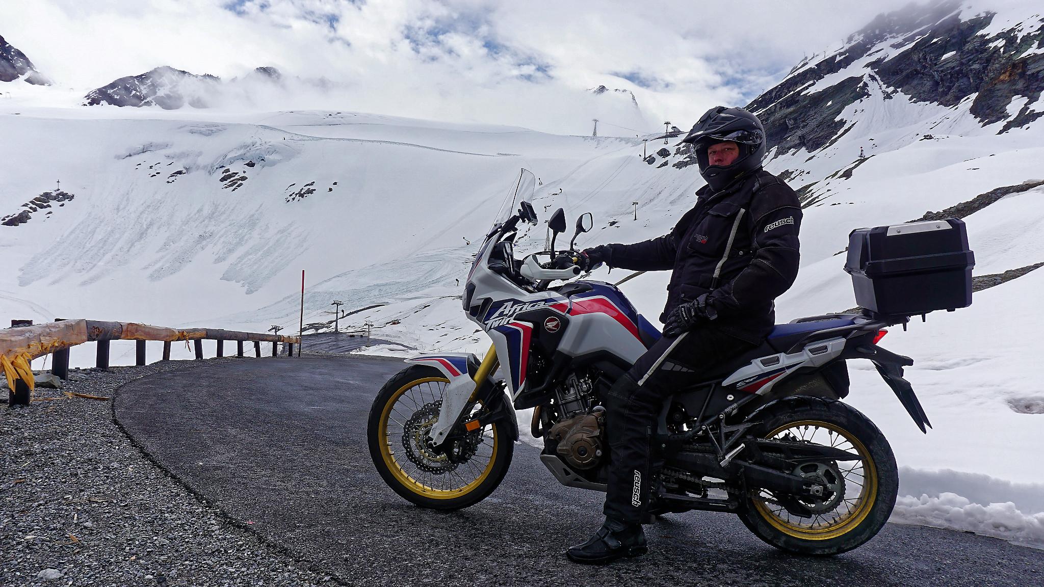 Ötztaler Gletscherstraße