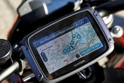 Langzeittest und Erfahrungsbericht zum Navigationsgerät TomTom Rider 550