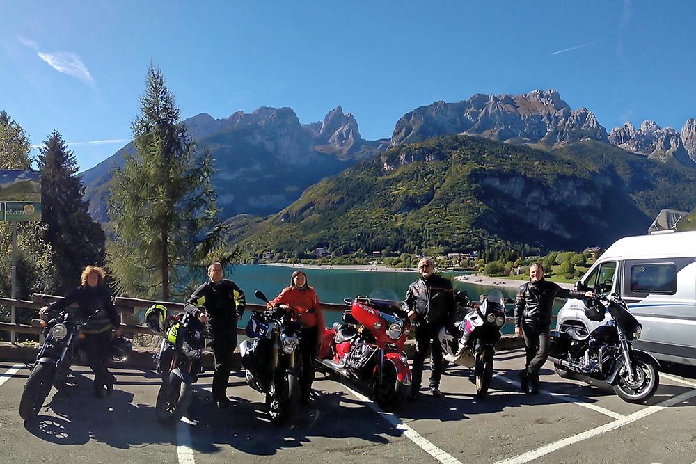 Motorradreisen Cruiser & Genießer ins Trentino