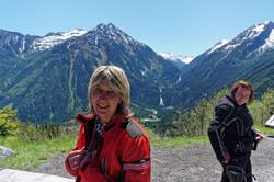 Gerlos Pass in Österreich