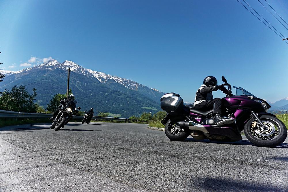 ROOKiE-TOURS Motorradreisen Motorradtraining und geführte Motorradtouren