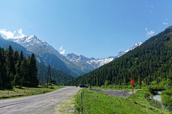 Alpentouren Motorrad