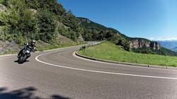 Kurvenspaß Südtirol