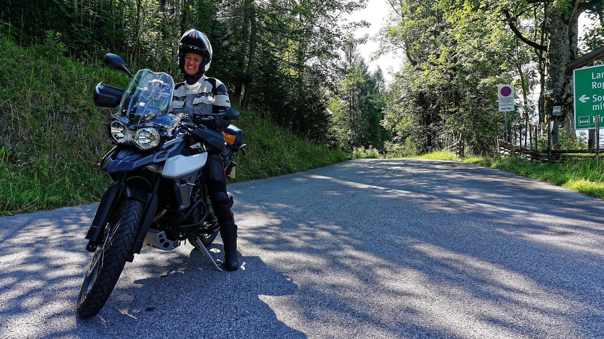 Motorradtouren ROOKiE-TOURS