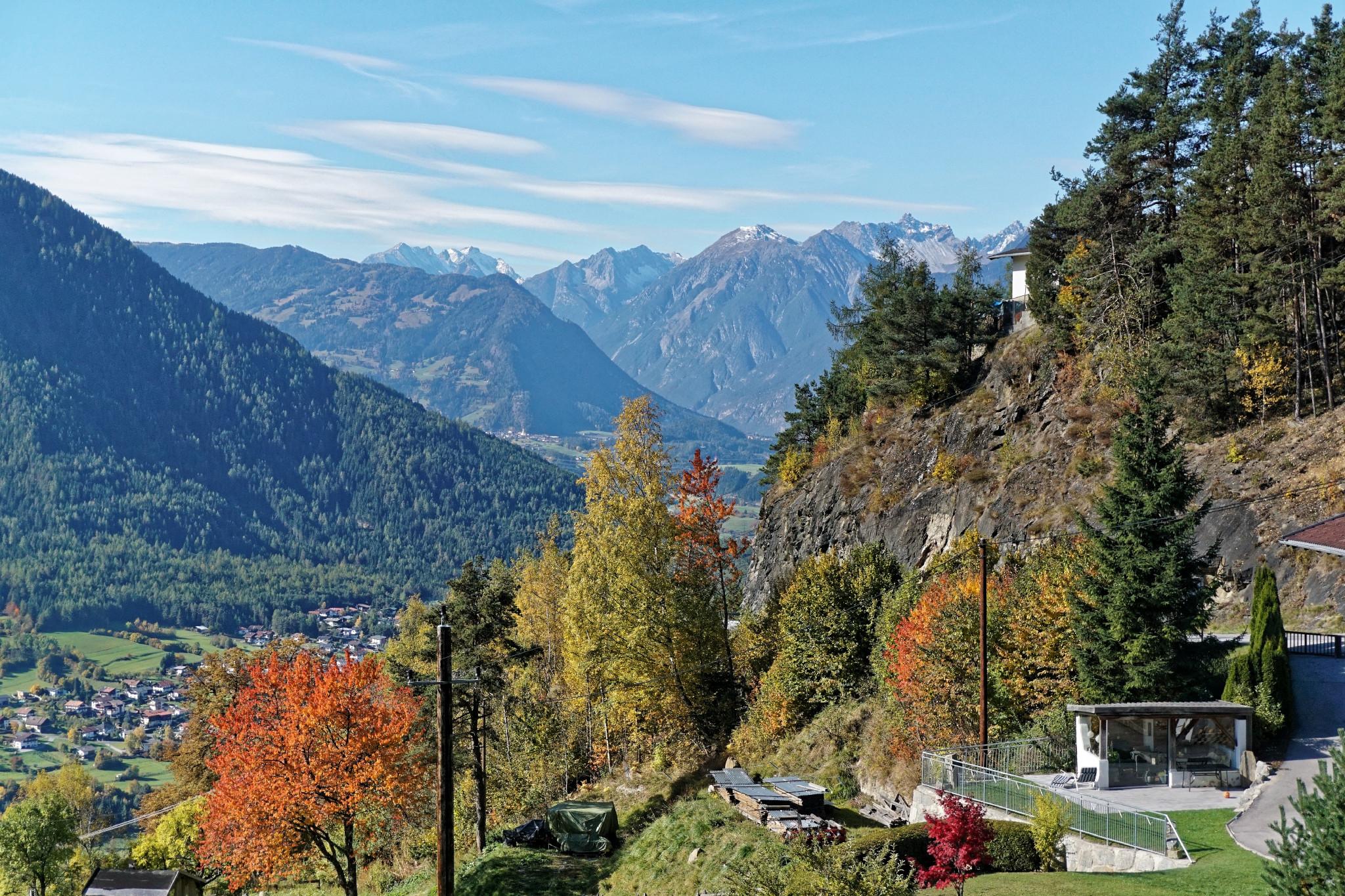 Herbst in den Alpen