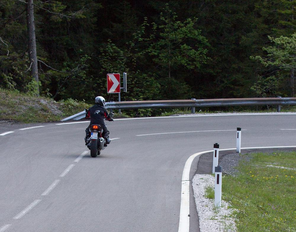 Motorradtour mit der R1200R LC