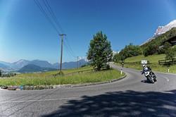 Kurventraining in Tirol