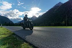 Alpen Cruisen Big Twin
