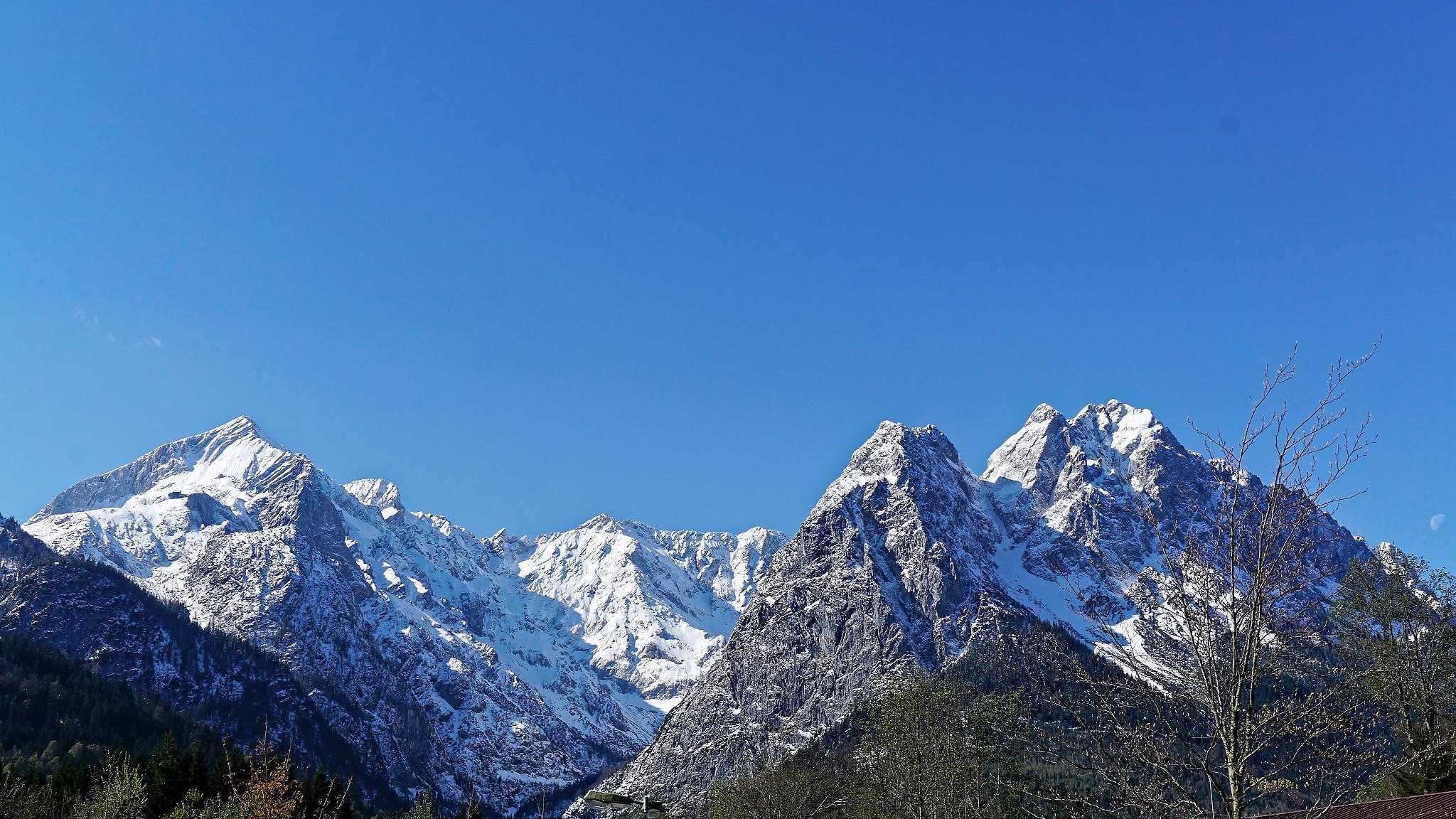 Motorradtouren Alpen