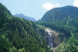 Wasserfall Stubai Tal
