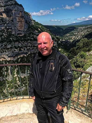 Tourguide Rene Busch ROOKiE-TOURS Motorr