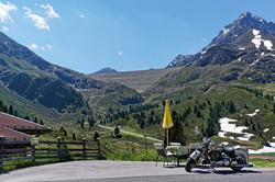 Motorradtour Kühtai