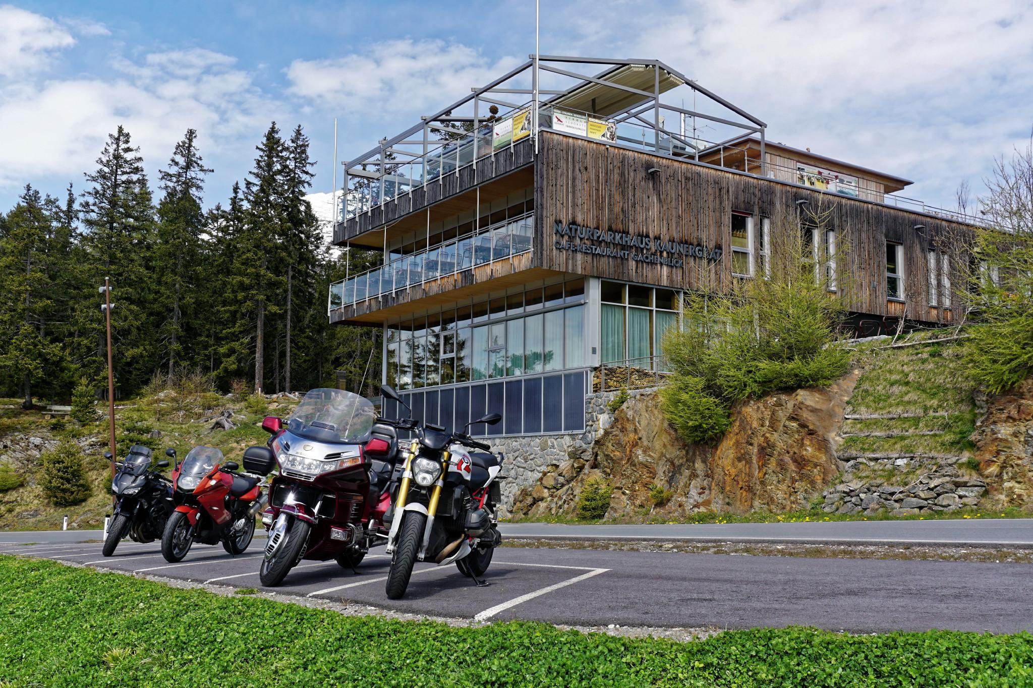 Motorradreise zur Piller Höhe