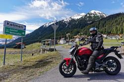 Motorradreisen Tirol