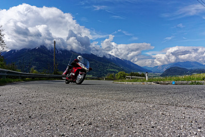 ROOKiE-TOUR mit Goldwing? Alles easy!