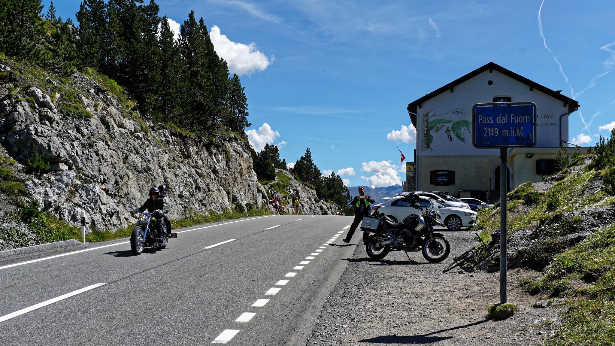 Choppertour Alpen