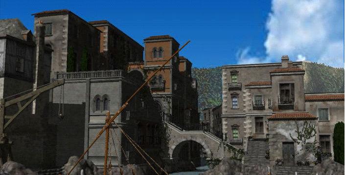 Isle d' Scettro Atlas & Adventure