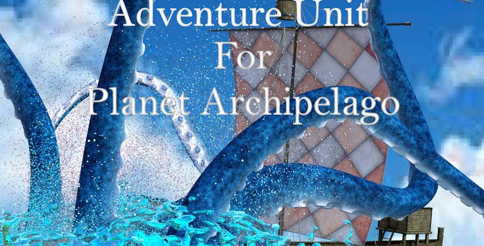 Disappointment Isle B Atlas & Adventure Unit