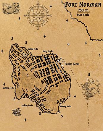 Port Norman map Parchment .jpg