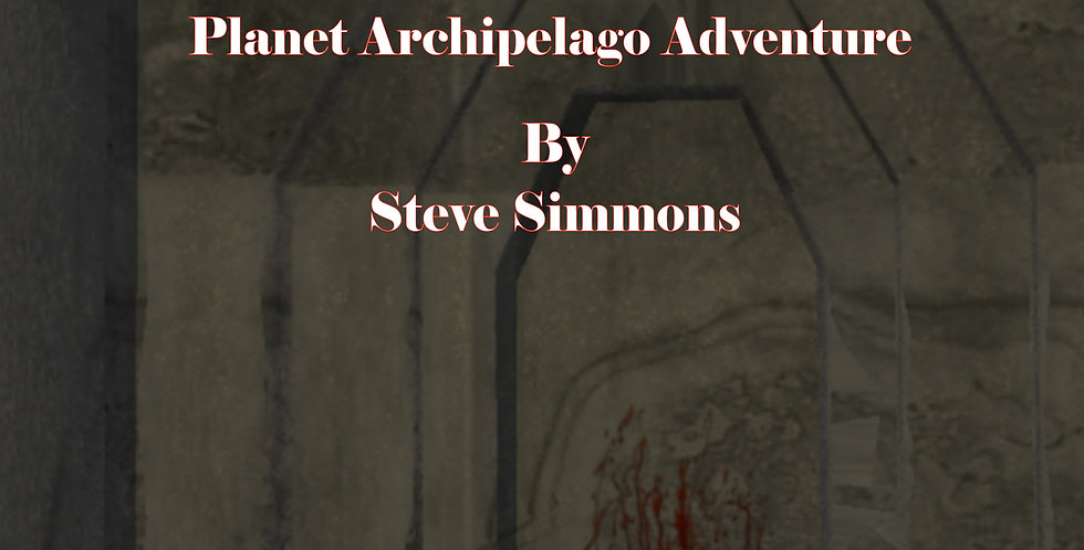 Isle of the Dead Atlas and Adventure Setting