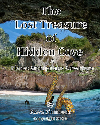 The lost treasure of hidden cove titlepa