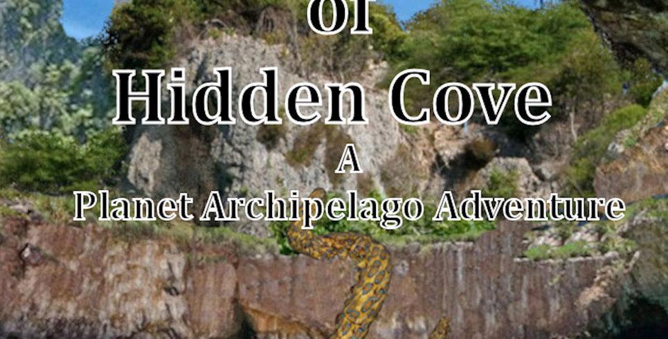 The Lost Treasure of Hidden Cove