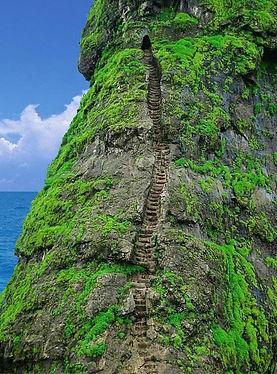 Kiloran east shore mysterious stairs.jpg
