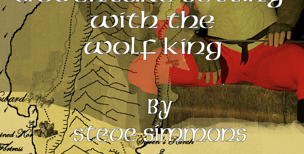 Howard's Isle Atlas and Wolf King Adventure