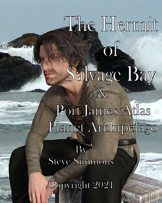 hermit of Salvage bay title page 2.jpg
