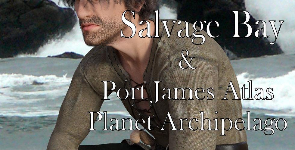 Salvage Bay & Port James Atlas & Adventure
