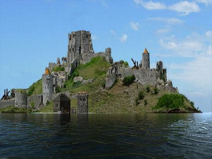 Isle de'Joc fortress under repair 2.jpg