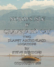 Norm's isle and graveyard cay title page