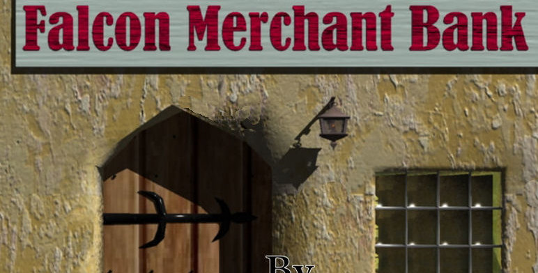 The Falcon Merchant Bank a Planet Archipelago location