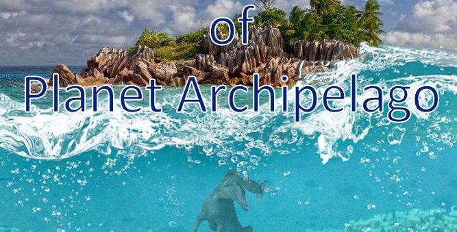 Sea Creatures of Planet Archipelago