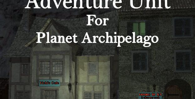 Granite Isle Atlas & Adventure Unit