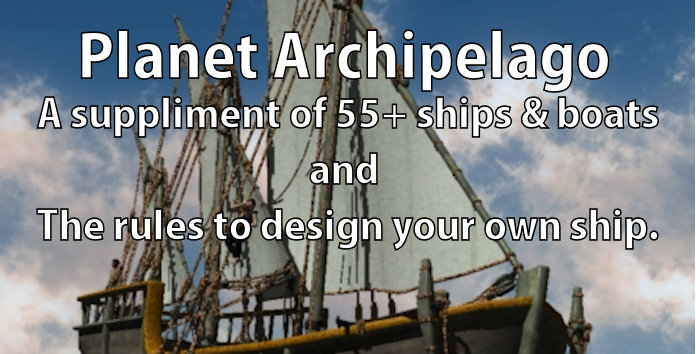 The Shipbuilders of Planet Archipelago (download)