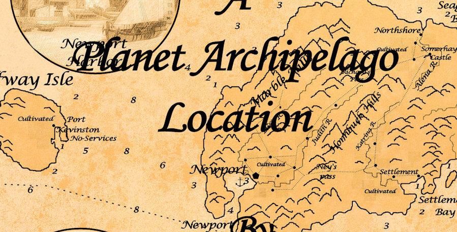 Ney Island Atlas