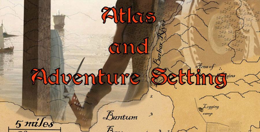 Seaside on Nova Capri Atlas and adventure setting (Download)