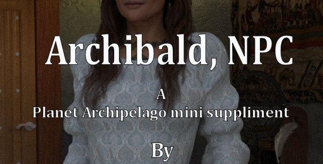 Lucille d'Silva Archibald NPC
