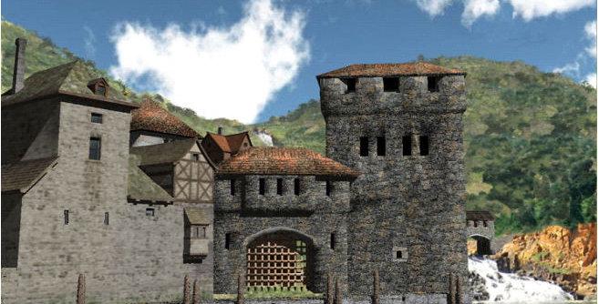 Port Jacobi Atlas and adventure